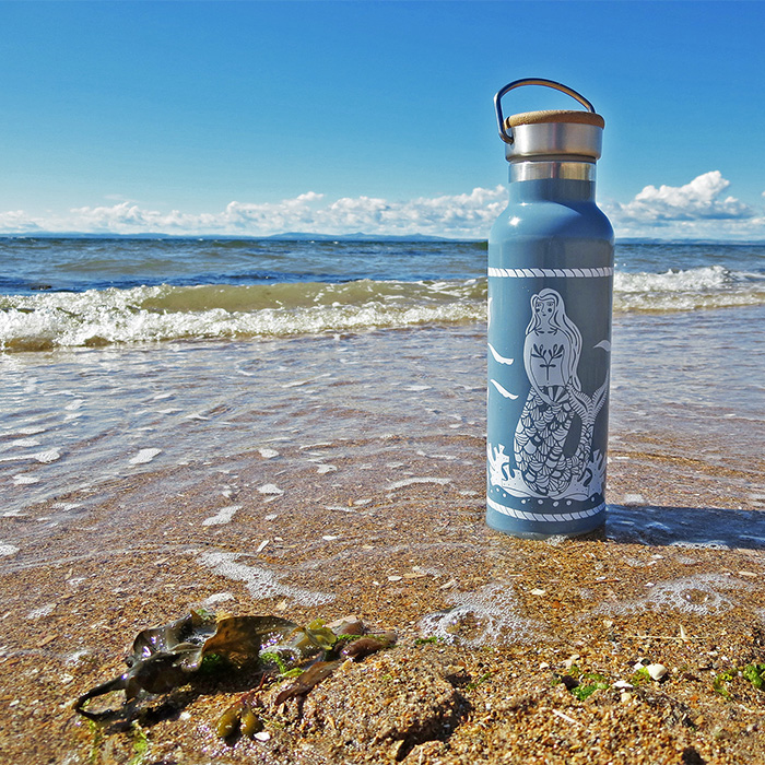 flasket reusable water bottle